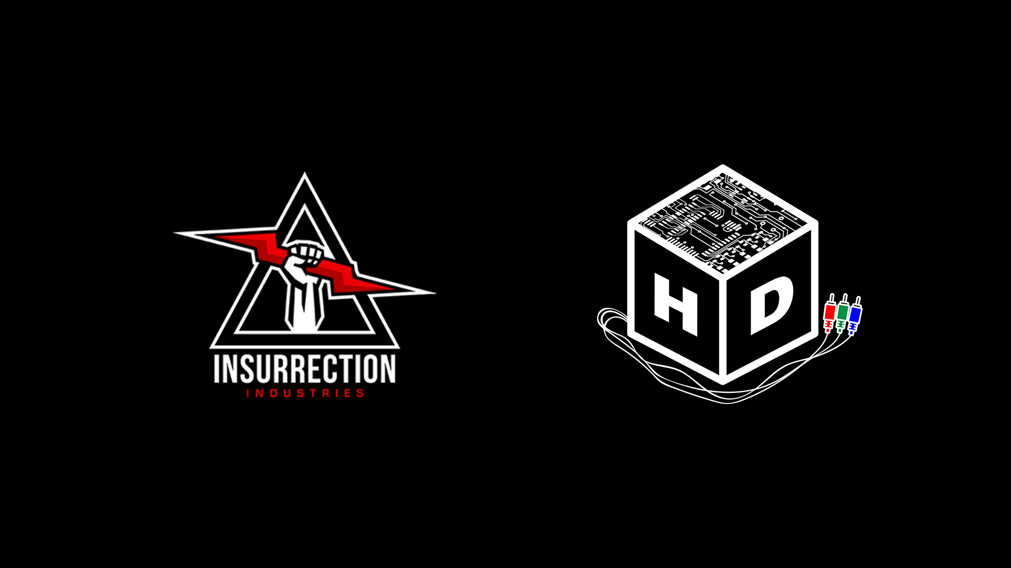Insurrection Industries & HDMy Cube announce  Carby Component Cable for Gamecube